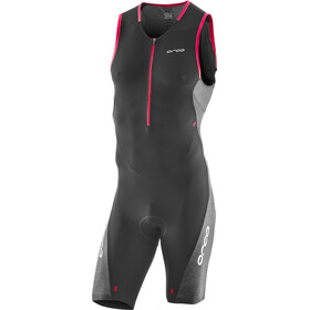 ORCA 226 Kompress Race Suit Heren, orange-black